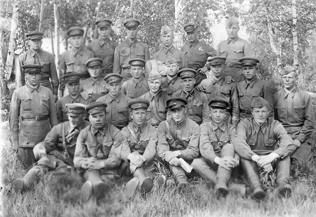 О боевом пути 166 стрелковой дивизии