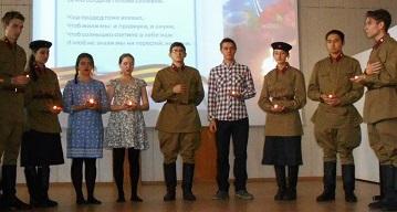 День памяти 166-ой стрелковой дивизии