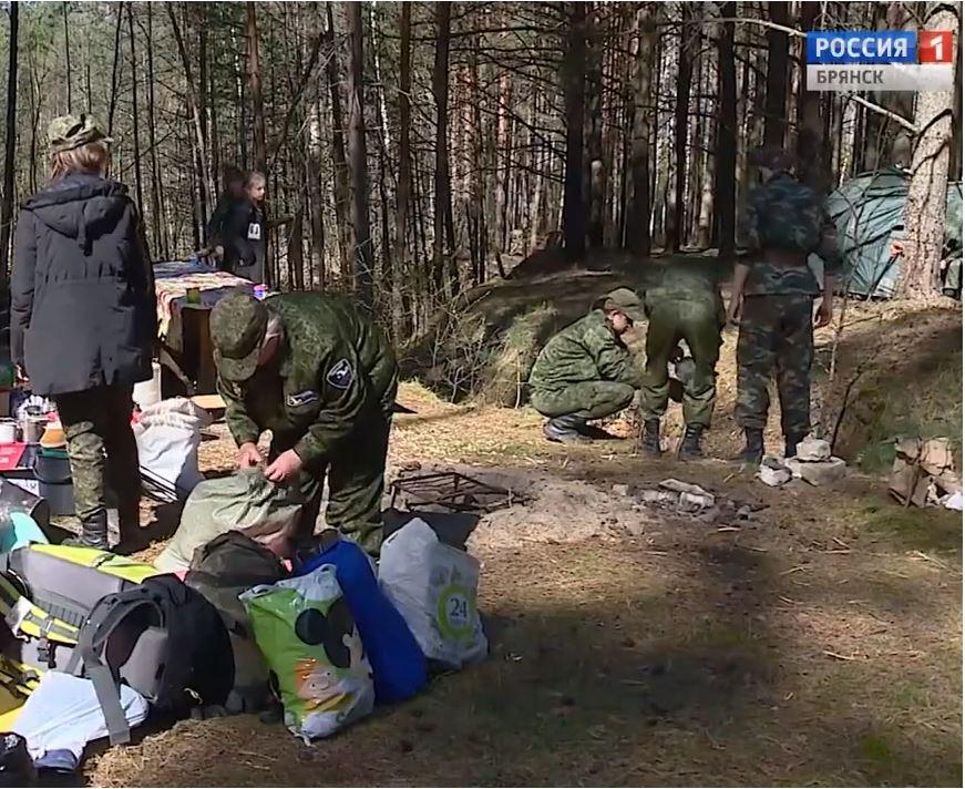 В новостном выпуске Вести-Брянск вышел сюжет о нашем поисковом отряде на раскопках.